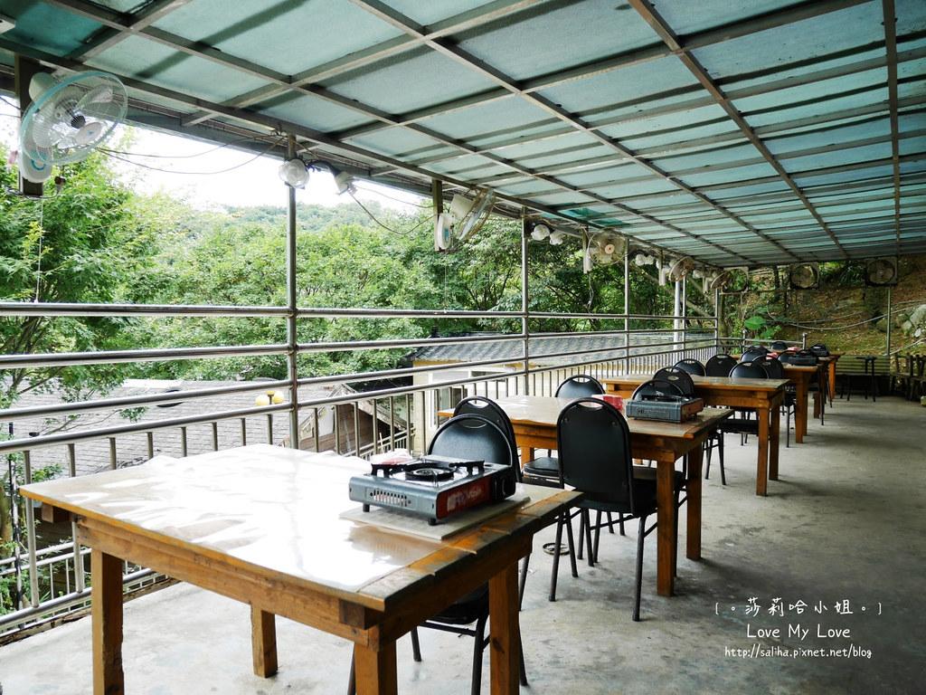 陽明山士林區平菁街山產料理餐廳大樹下小饅頭 (4)