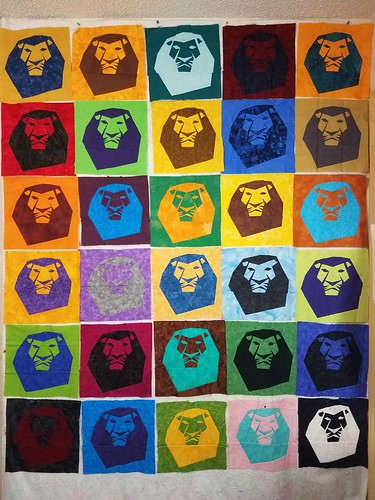 Lion King blocks