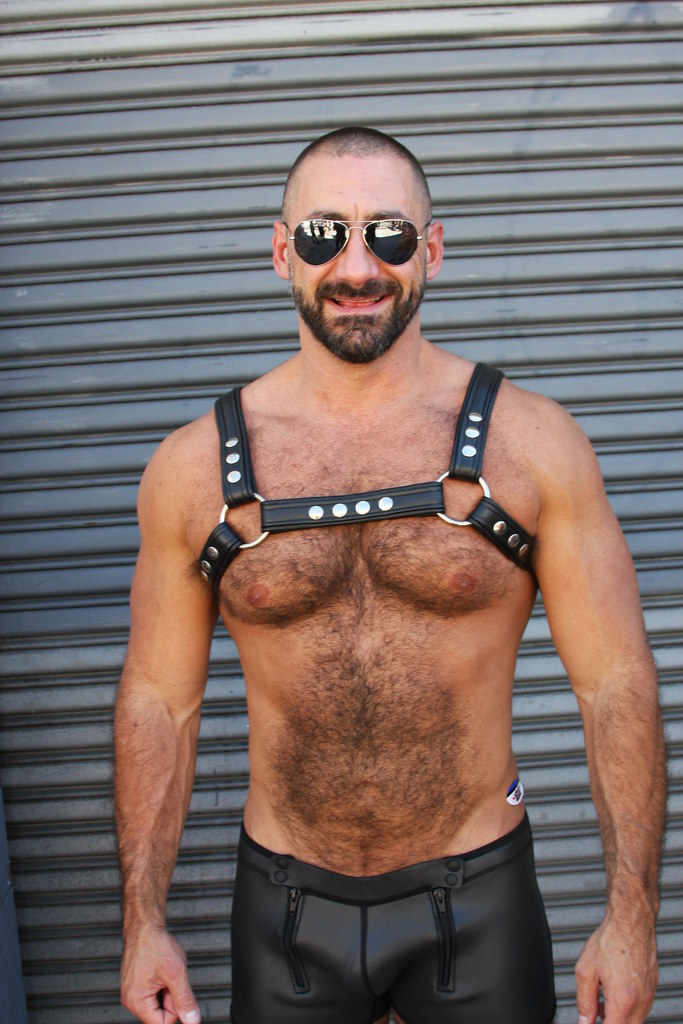 FOLSOM STREET FAIR 2017 ! ( safe photo )