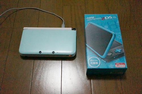 3DSと2DS LL