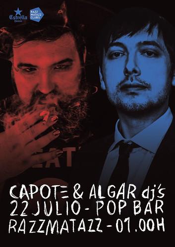 Capote & Algar DJ's
