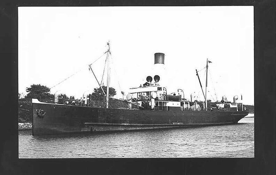 SS Inniscarra