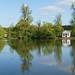 Pond, St Paul's Walden Bury