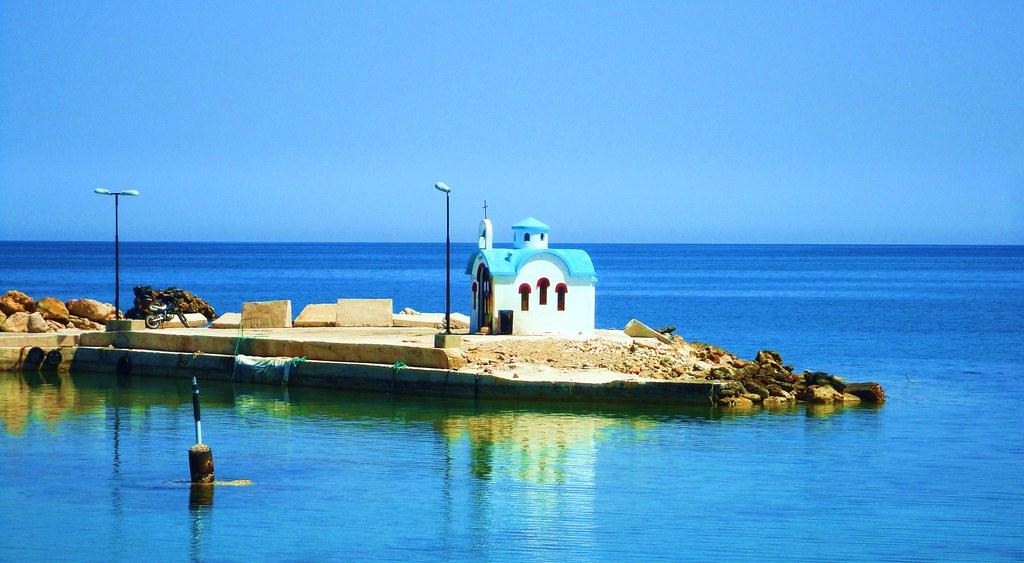 I'm not a Greek ~ I'm a Cretan ...