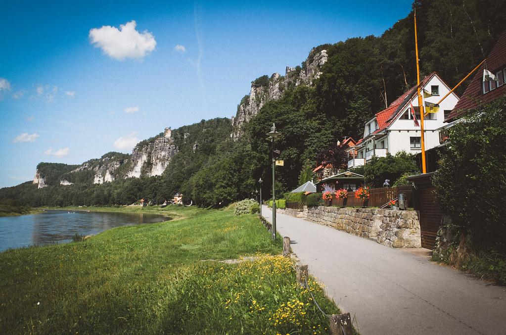 Über den Hirschgrund zur Bastei