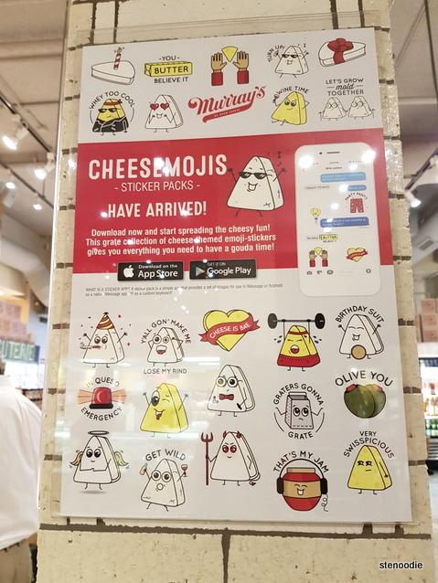 Cheesemojis