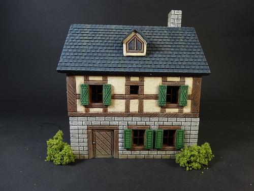 Marke Eigenbau - Townhouse Series
