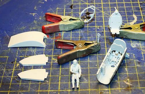 Seafire Mk.III, Airfix 1/48 36193701255_ff3d8d44dd