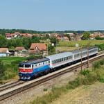 Pu Vinkovci-Slavonski Brod bei Vrpolje