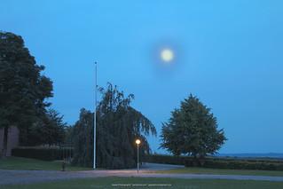 Månen over Kielsgården 2017