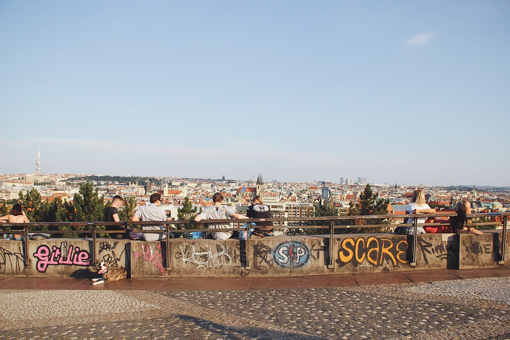 Prahan maisemapaikat | Prague viewpoints