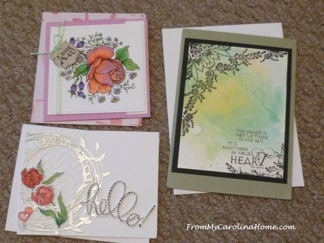 Cyndy's cards 1