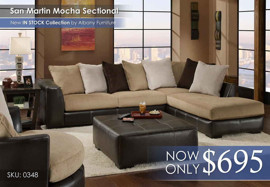 San Marino Sectional 0348