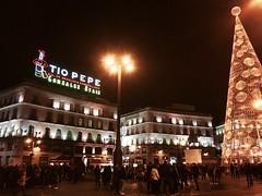 Tio Pepe - Puerta del Sol - Madrid