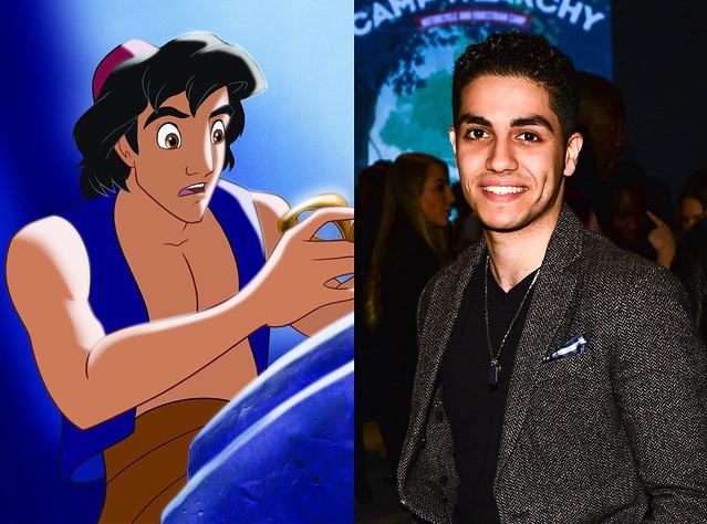Aladino: confirman a los protagonistas de la película 'live-action' de Disney