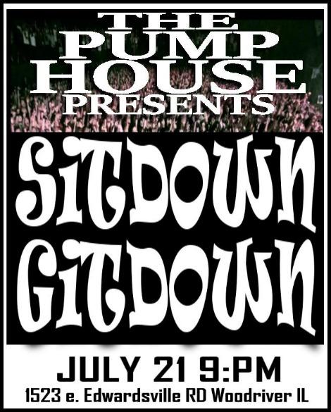 Sitdown Gitdown