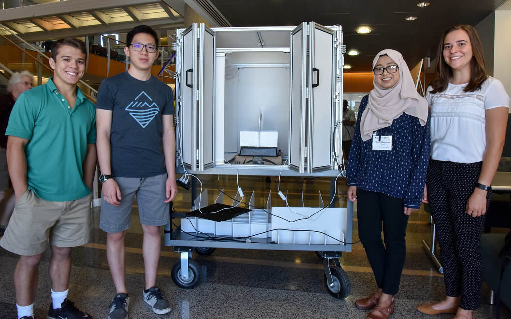 MU engineering undergraduates
