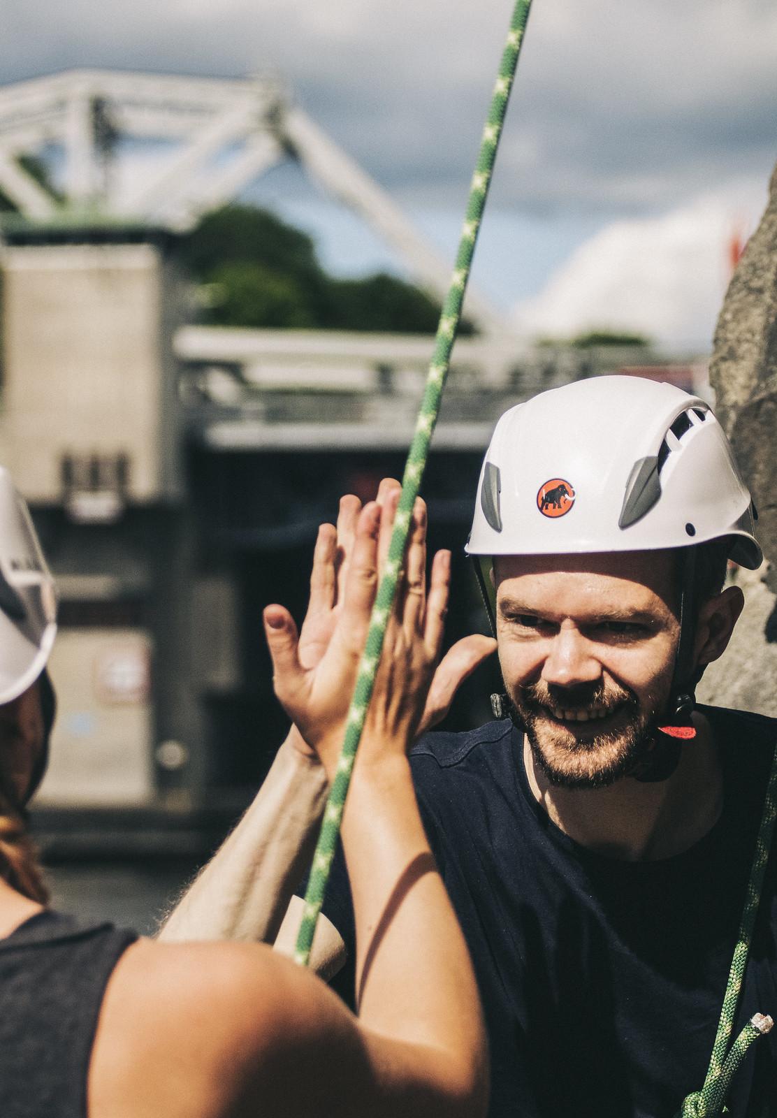 klättring i danvikstull