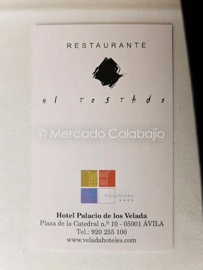 RESTAURANTE EL TOSTADO AVILA-9
