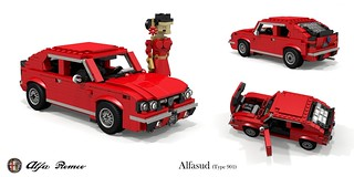 Alfa Romeo Alfasud Ti Typ-901
