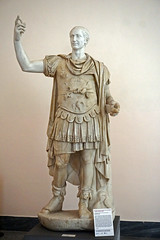 Farnese collection at the National Archaeological Museum, Naples, Italy