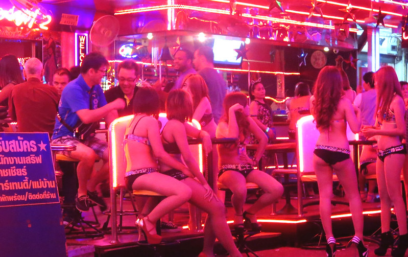 bangkok sex shows cowboy
