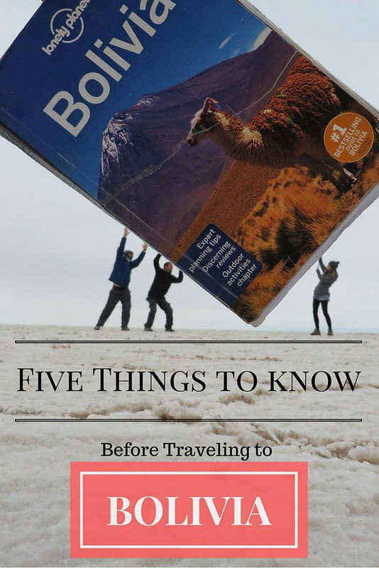 Five Things to Know Before Travelling to Bolivia | www.FloraTheExplorer.com