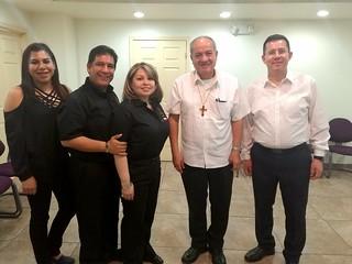 Visita misionera Nogales