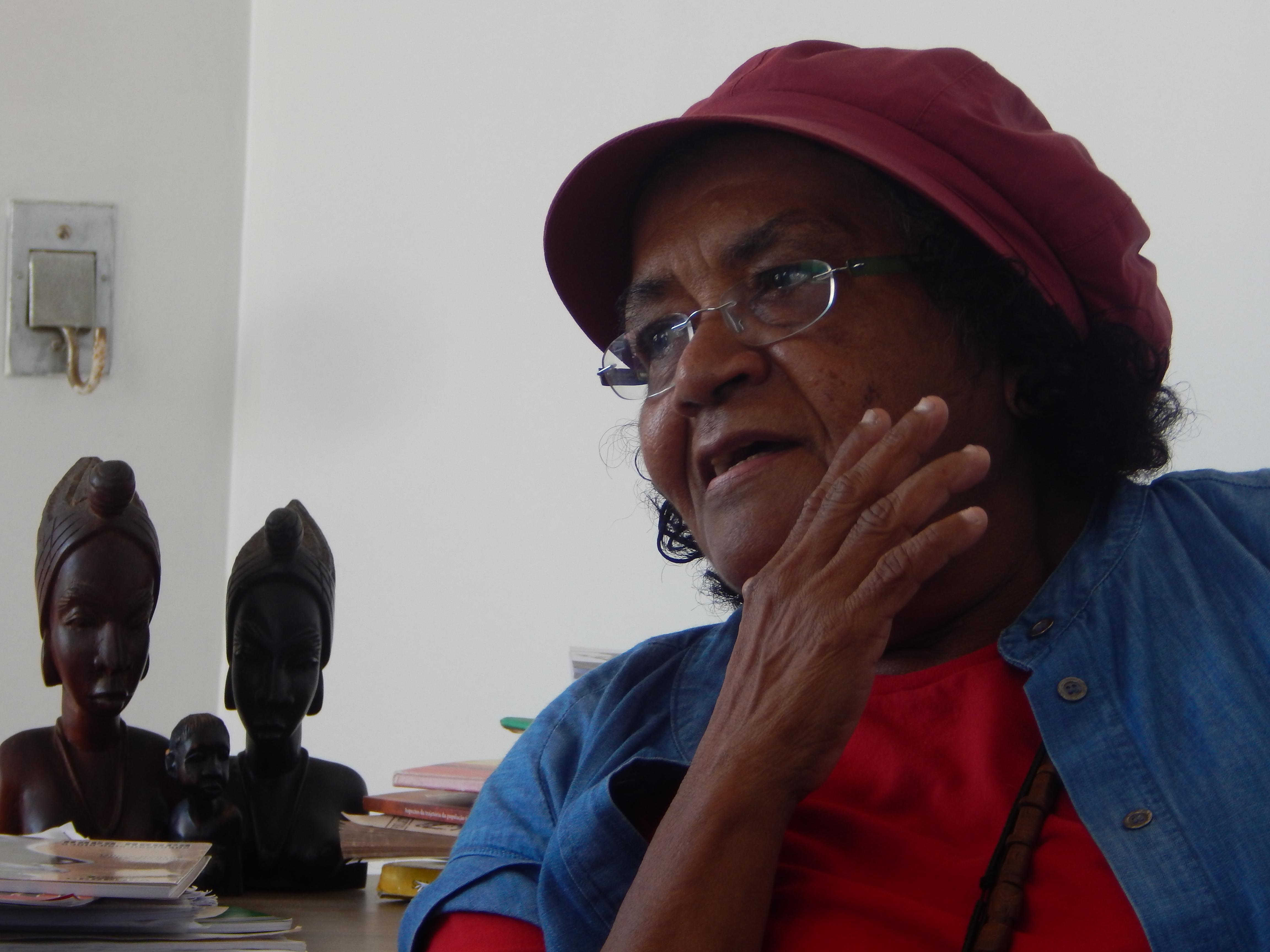 """""""História mostra que mulheres negras sempre estarão dispostas a lutar"""""""
