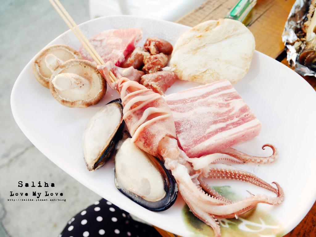 台中沙鹿區夜景餐廳推薦蠔膽你來露天燒烤吃到飽 (23)