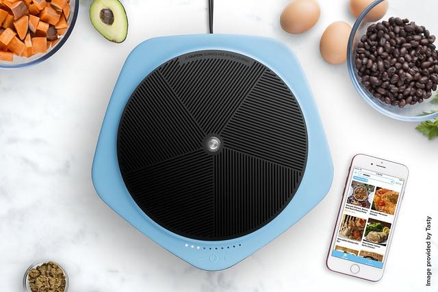 smart cooktop