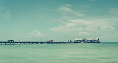 Panorama of the Pier