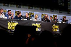 Taika Waititi, Chris Hemsworth, Tom Hiddleston, Mark Ruffalo, Cate Blanchett, Jeff Goldblum, Tessa Thompson, Karl Urban & Rachel House