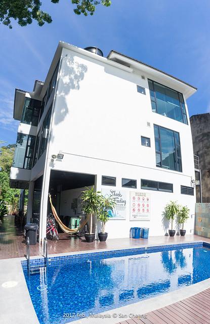 馬六甲旅館