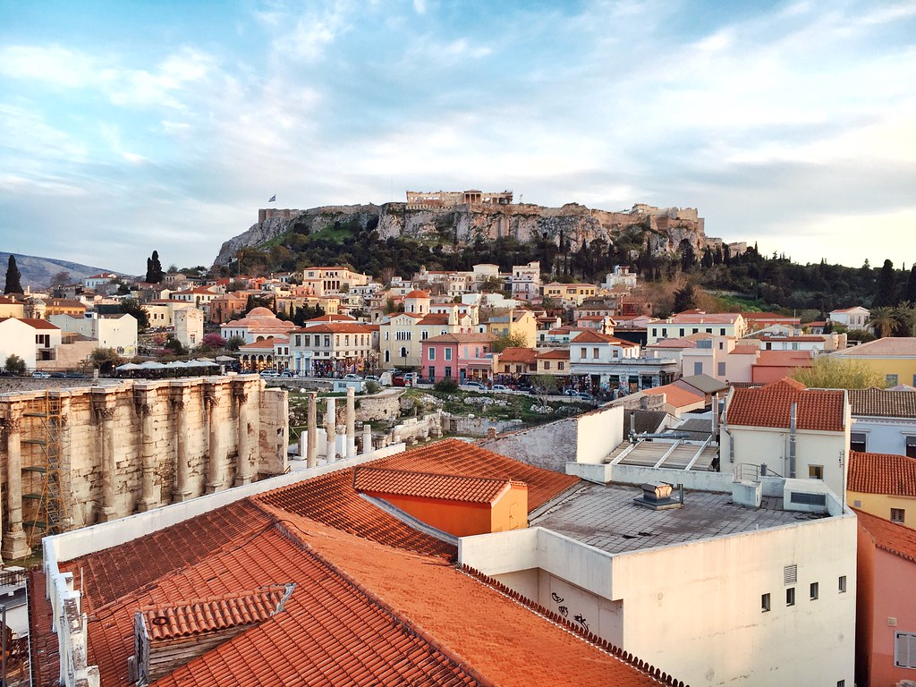 The Little Magpie Guide to Athens, Greece