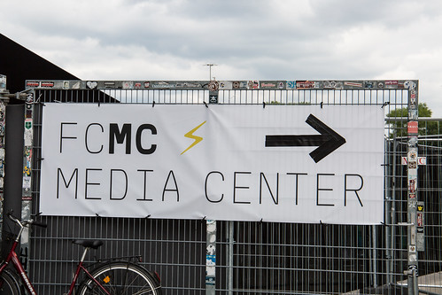 FC/MC Media Center G20 Hamburg