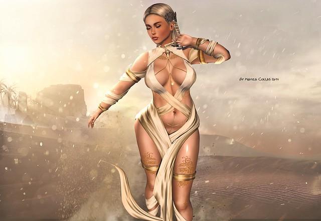 Desert princess♥♥