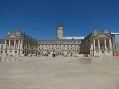 Musée des Beaux-Arts de Dijon and the Palais des États