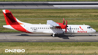 Avianca Argentina ATR 72-600 msn 1437