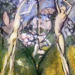 Девушка_и_юноша_весной-1911