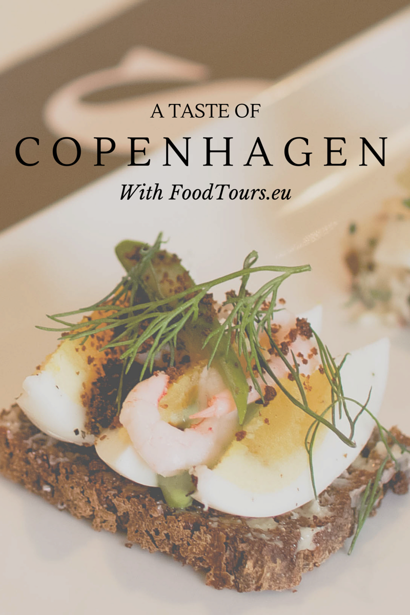 Exploring Copenhagen's cuisine and history with FoodTours.eu