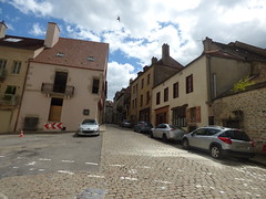 Rue du Renaudot, Semur-en-Auxois