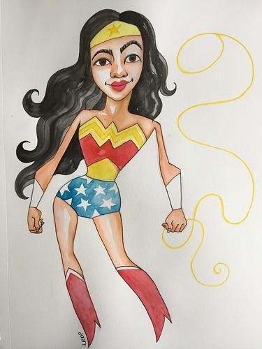 28 - Wonder Woman