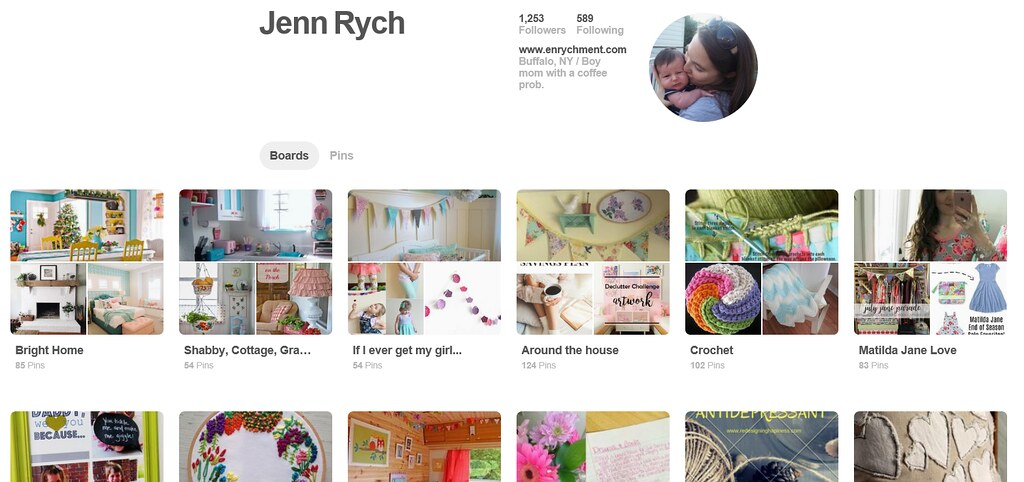 @jennrych on Pinterest