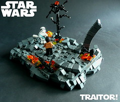 Star Wars Episode VII-The Force Awakens- Traitor!