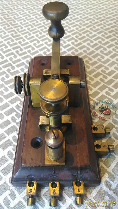 Swiss Multicurrent Morse key - 133409_1_p