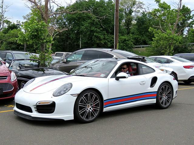 Porsche 991 Turbo Livery