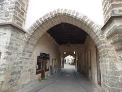 Rue Buffon, Semur-en-Auxois - Porte Sauvigny