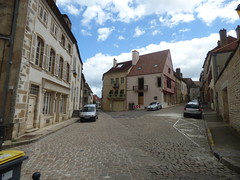 Rue du Renaudot, Semur-en-Auxois - Photo of Athie