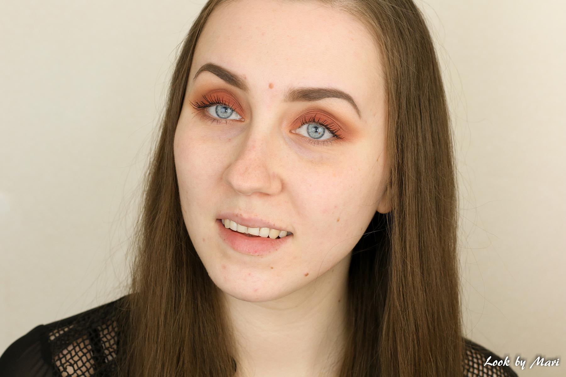 4 ei meikkivoidetta meikkitutoriaali testaus blogi rutiini meikki